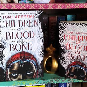 RESENHA: Filhos de Sangue e Osso (Adeyemi, Tomi)