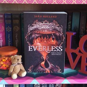 RESENHA: Everless (Holland, Sara)