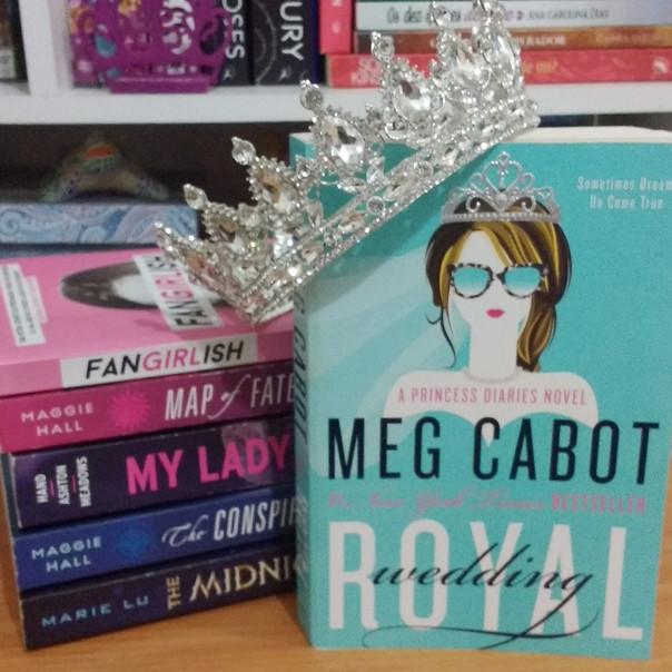 RESENHA: O Casamento da Princesa (CABOT, Meg)