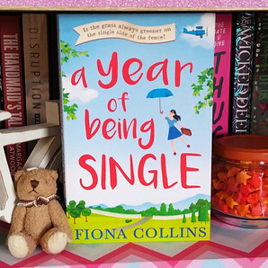 RESENHA: A Year of Being Single (Collins, Fiona)