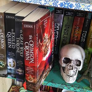 RESENHA: Série Sete Reinos (Chima, Cinda Williams)