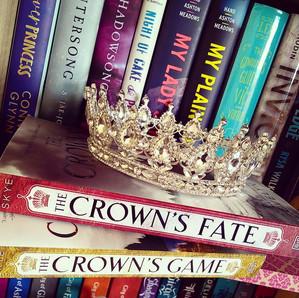 RESENHA: Duologia The Crown's Game (Skye, Evelyn)