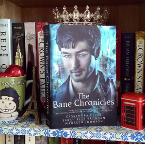 RESENHA: As Crônicas de Bane (Clare Cassandra; Breenan, Sarah Rees; Johnson, Maureen)