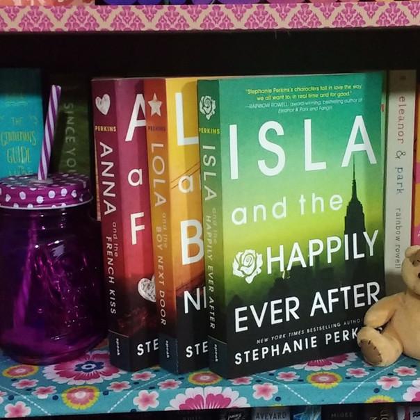 RESENHA: Isla e o Final Feliz (PERKINS, Stephanie)