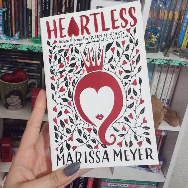 RESENHA: Heartless (MEYER, Marissa)