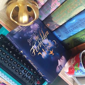 RESENHA: The Forbidden Wish (Khoury, Jessica)