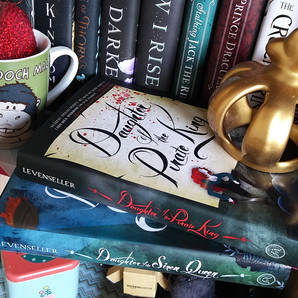 RESENHA: Duologia Daughter of the Pirate King (Levenseller, Tricia)