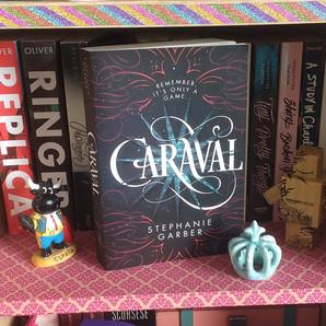 RESENHA: Caraval (Garber, Stephanie)