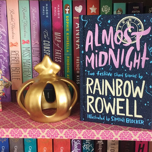 RESENHA: Almost Midnight (Rowell, Rainbow)