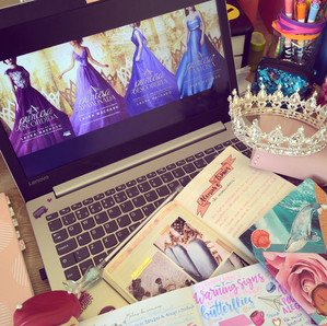 A jornada da princesa escondida e seus obstáculos