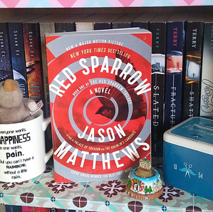 RESENHA: Operação Red Sparrow (Matthews, Jason)