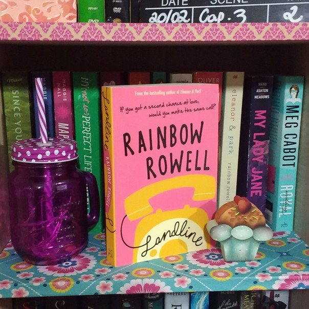 RESENHA: Ligações (ROWELL, Rainbow)