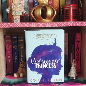 RESENHA: Undercover Princess (Glynn, Connie)
