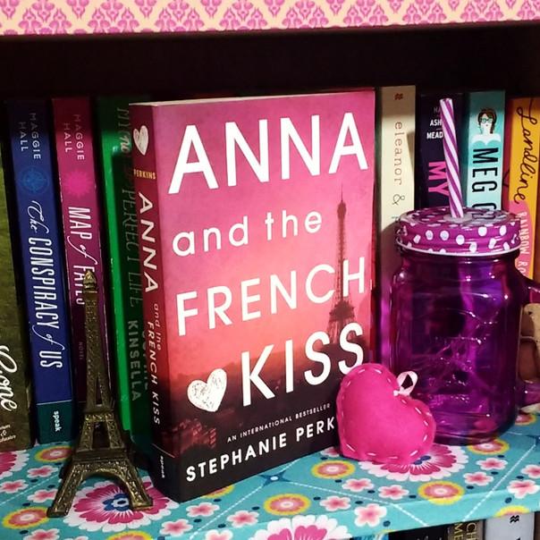 RESENHA: Anna e o Beijo Francês (PERKINS, Stephanie)