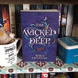 RESENHA: The Wicked Deep (Ernshaw, Shea)