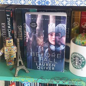 RESENHA: Antes que Eu Vá (Oliver, Lauren)