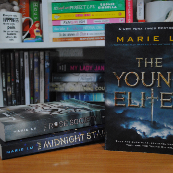 RESENHA: Trilogia Jovens de Elite (LU, Marie)