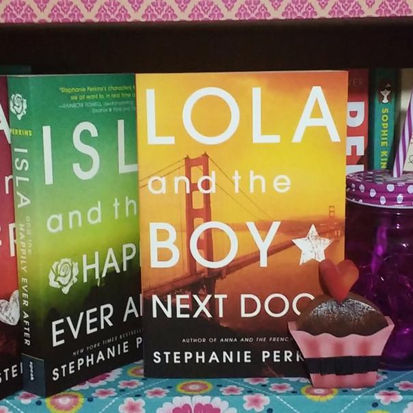 RESENHA: Lola e o Garota da Casa ao Lado (PERKINS, Stephanie)