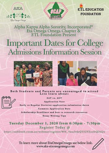 Alpha Kappa Alpha Sorority Flyer (V1.13)