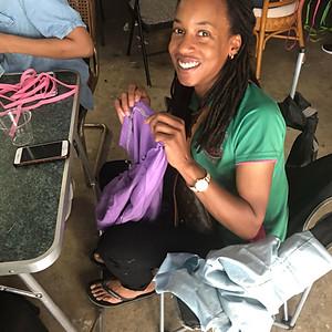 Little Dresses for Haiti Project