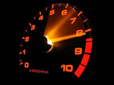 Rev Limit Adjusting