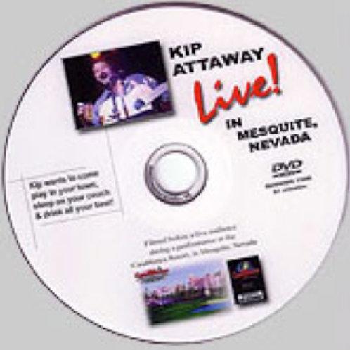 LIVE AT THE CASABLANCA DVD