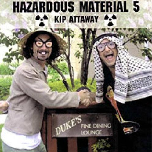 HAZARDOUS MATERIAL 5 CD