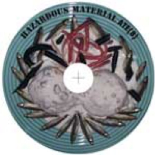 HAZARDOUS MATERIAL ATE (8) CD
