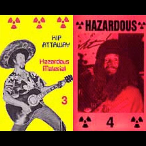 HAZARDOUS MATERIAL 3 & 4 CD