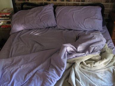 unmade bed.JPG