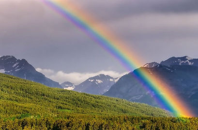 rainbow on hillside.JPG