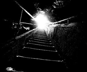 climbimg into light.JPG