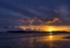 sunset on shore.JPG