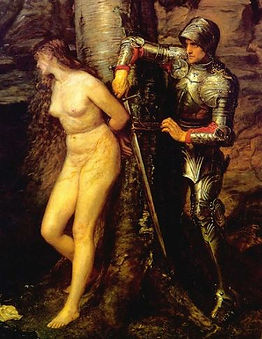 armored-man-naked-woman.JPG