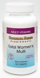 Total Women's Multi (120 Tablets)