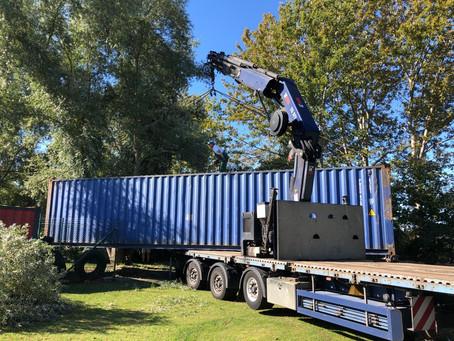 Transportlösungen weit über das Normalmaß hinaus!