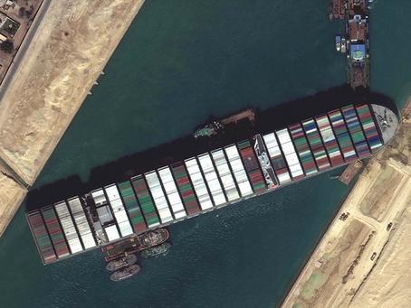 Ever Given und das Fiasko am Suezkanal
