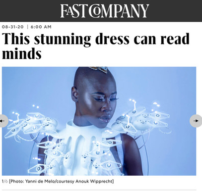 Fast Company online article 08-31-20