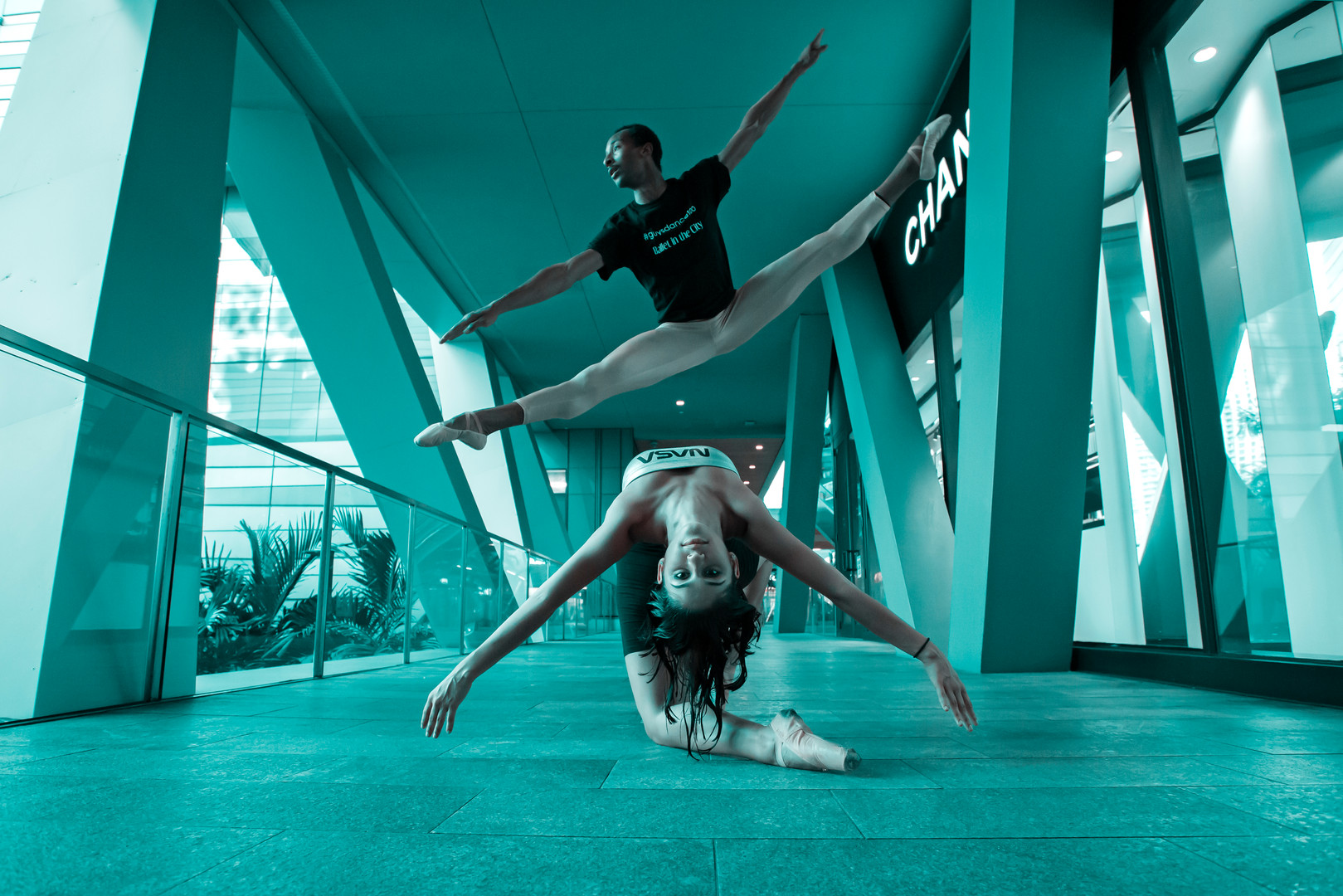 Ballet In The City - Stewards Program