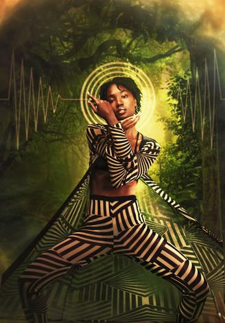 Yvonne Goodridge - Book Cover