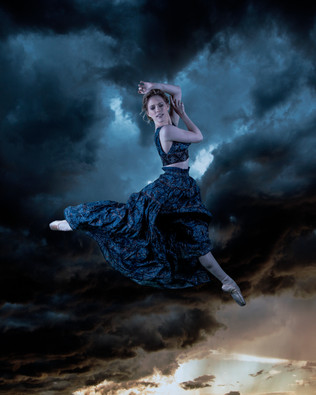 Cloud Atlas Fashion Editorial