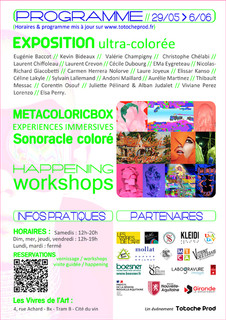 Programme Biennale Organo n°6
