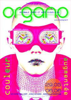 Biennal Organo #6 - Couleurs Augmentées