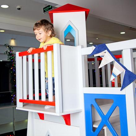 игровой домик ребенку домик мальчику