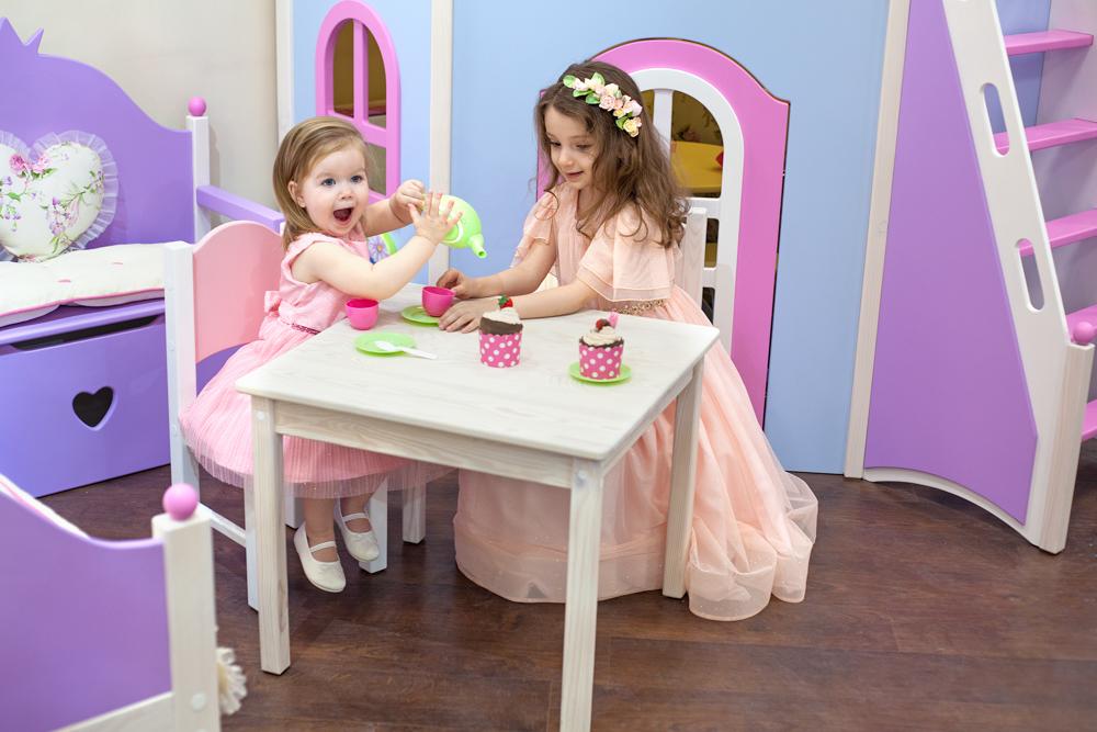 игровая для девочек  Принцесса