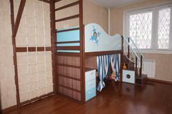 Комната мальчика в морском стиле (3)