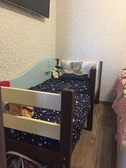 кроватка для ребенка с 1.5 лет