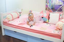 кроватка для девочек и мальчиков из дерева