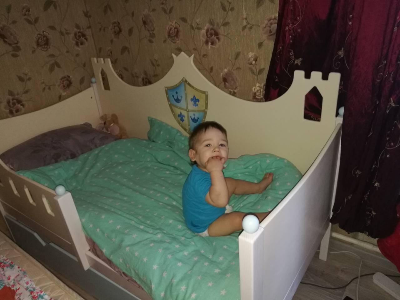 кроватка для мальчиков