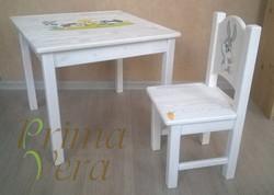 стул и столик